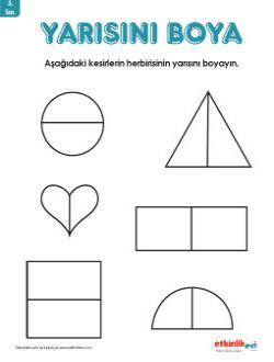 Ilkogretim Matematik Etkinlikleri Etkinlikevi Com